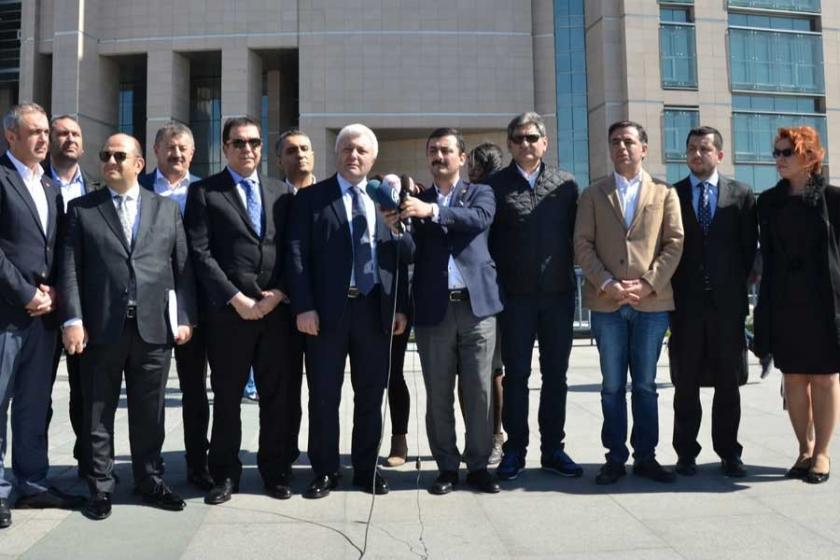 MİT TIR'ları davası bozma kararı nedeniyle ertelendi