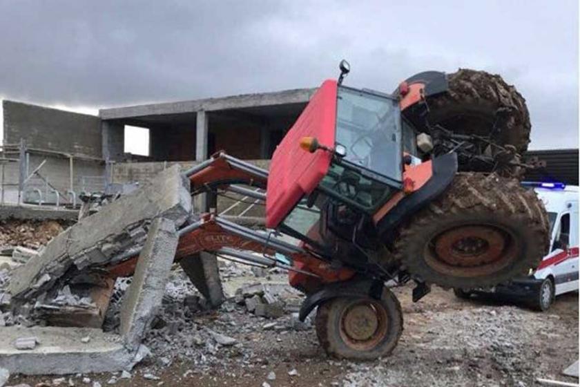 Konya'da besihane duvarı yıkıldı: 3 işçi öldü