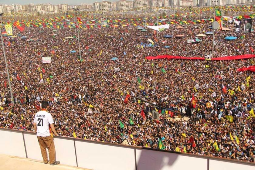 Diyarbakır Newrozu'na çağrı: Özgürlüğün haykırılacağı gün olsun
