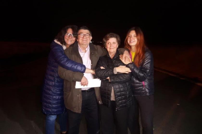 Gazeteci, Yazar Şahin Alpay tahliye edildi