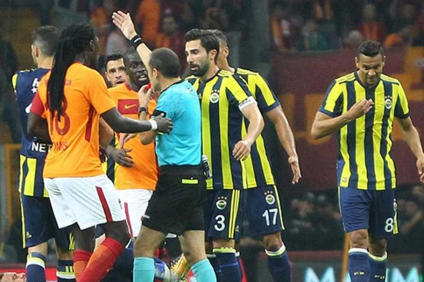 Fenerbahçe ile Galatasaray, 387'nci randevuda karşı karşıya gelecek