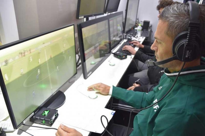 2018 Rusya Dünya Kupası'nda VAR sistemi uygulanacak