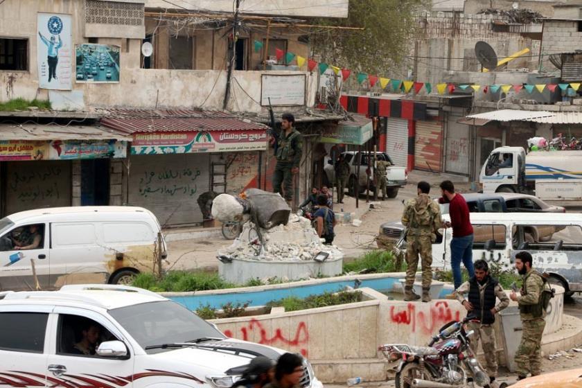 Yabancı basında Afrin: 'NATO, seyirci kalamaz'