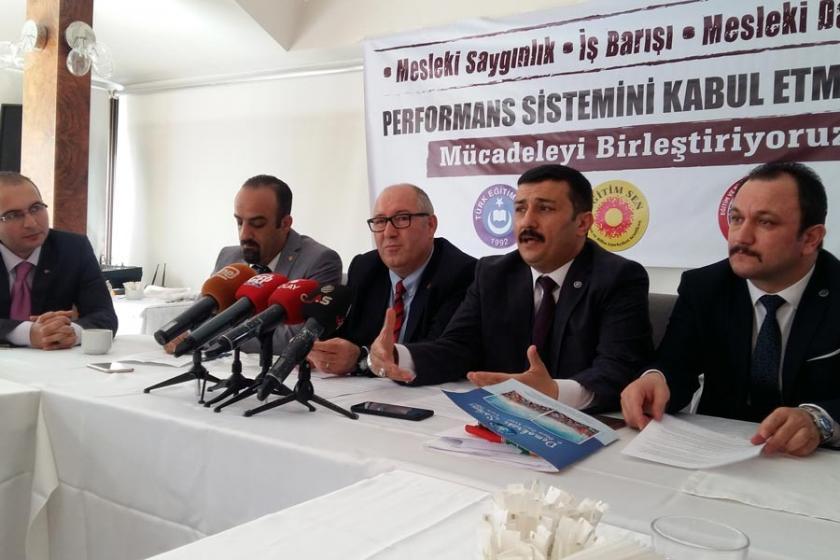Bursa'da eğitim sendikaları, birlikte mücadele edecek
