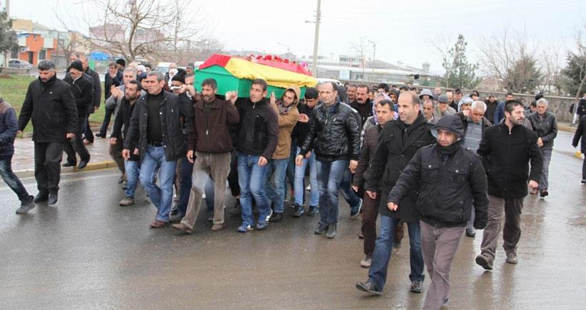 YPG'li Asıl'ın cenazesi Diyarbakır'a getirildi