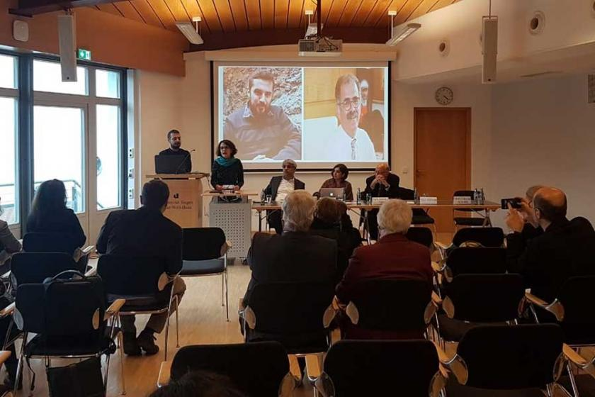 Almanya'da KODA katılımıyla insan hakları konferansı