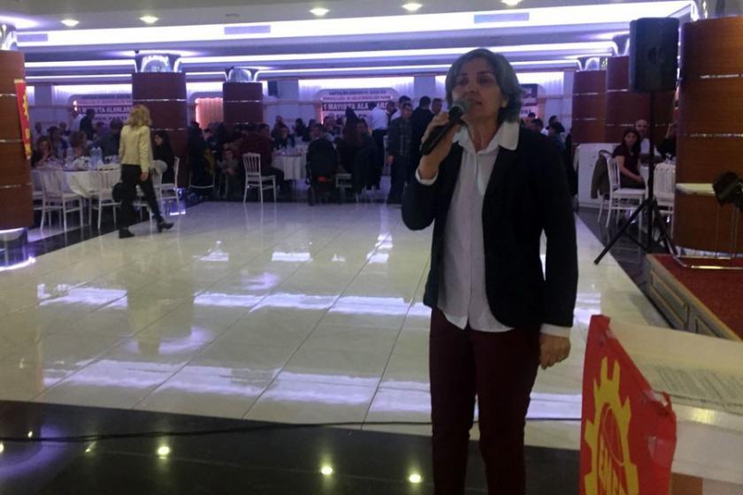 İstanbul'da dayanışma yemeğine katılan Selma Gürkan: Kazanacağız