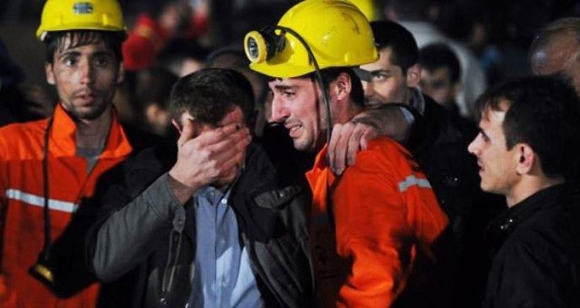 13 yılda 1289 madenci öldü