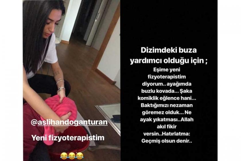 Arda Turan'dan tepki çeken fotoğrafa ilişkin açıklama