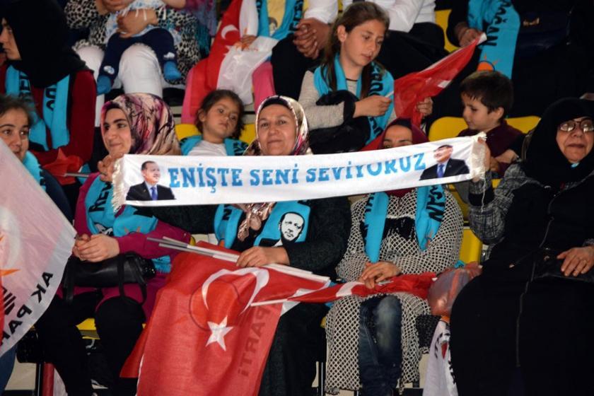 Erdoğan damadı olduğu Siirt'e seslendi: Kızınızı üzmeyin ona göre