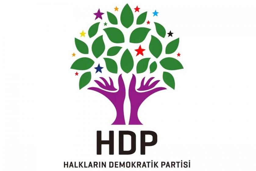 HDP, Erbil'deki saldırıyı kınadı
