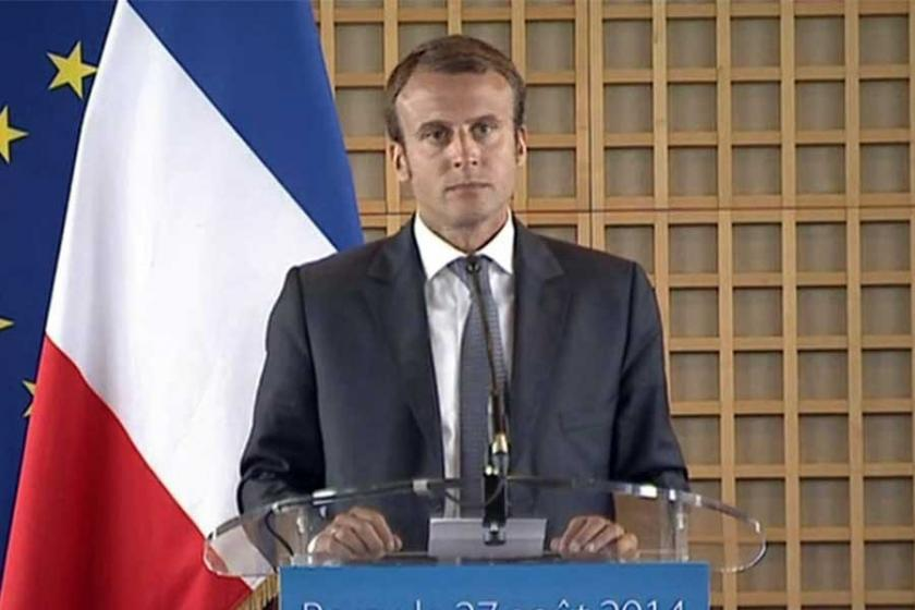 BFM TV: Macron'a suikast hazırlığındaki 6 kişi yakalandı