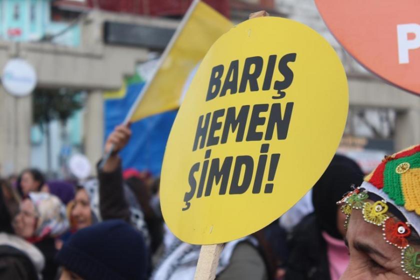 Operasyona karşı ortak çağrı: Dur demek bütün Türkiye halklarının görevidir