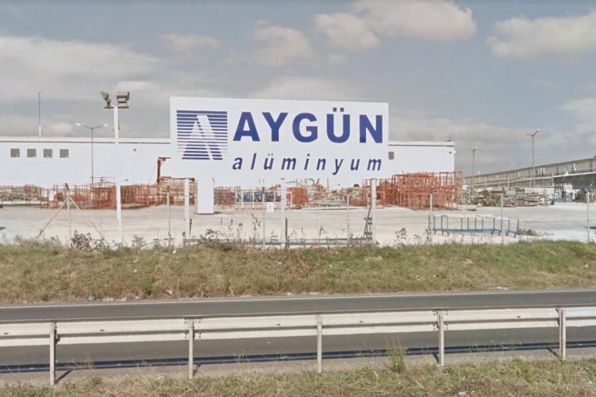 Aygün Alüminyum'da sendikalaşan işçiler işten atıldı