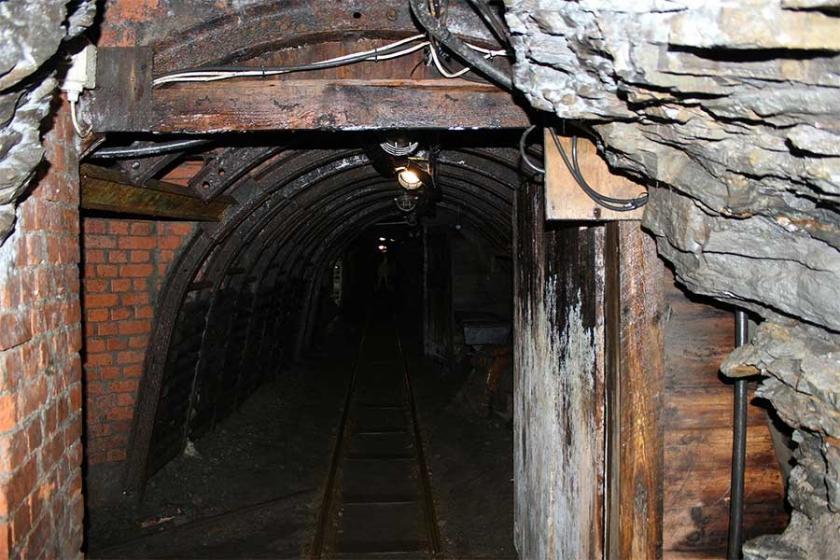 Yozgat'ta 3 aydır maaş alamayan madenciler işten çıkarıldı