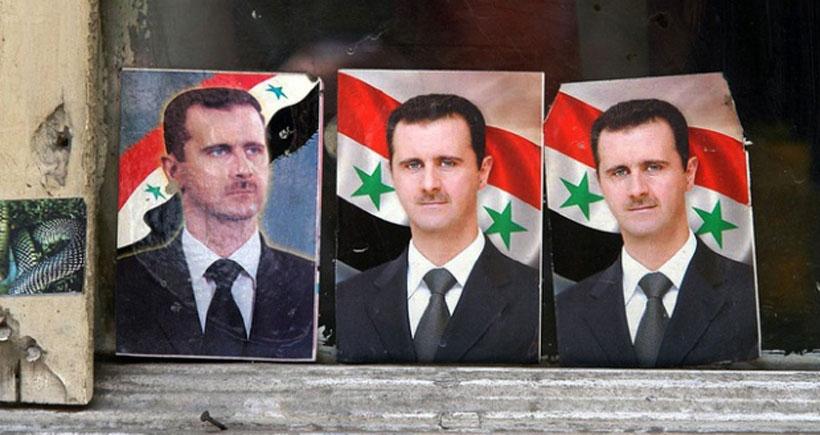 'Beşar Esad çözümün parçasıdır'
