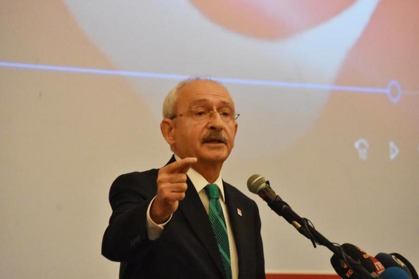 Kılıçdaroğlu: Öğretmenler meslek kanununu Meclis'e sunuyoruz