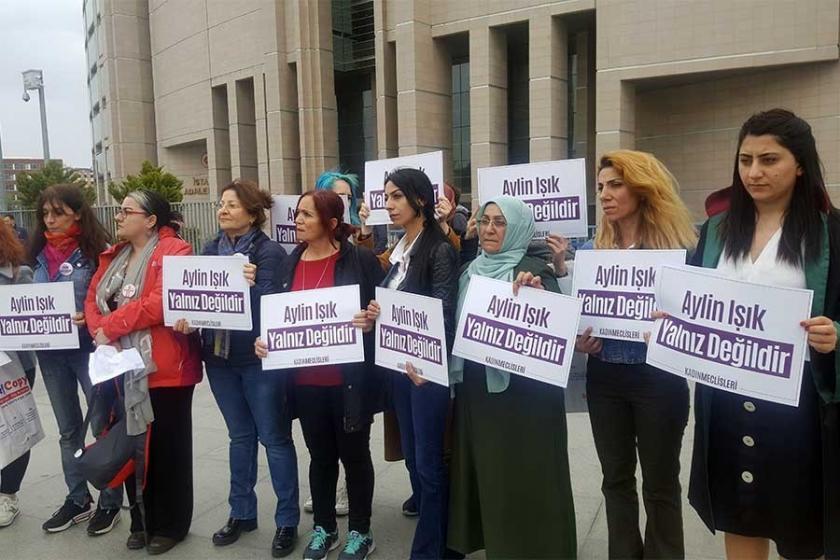 Kendisine şiddet uygulayan eşini öldüren Aylin Işık'a 15 yıl ceza