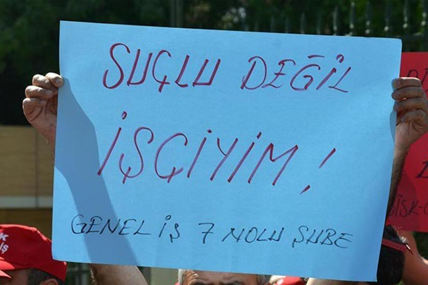 Şırnak'ta kadroya geçirilen 5 işçiyi işten attılar