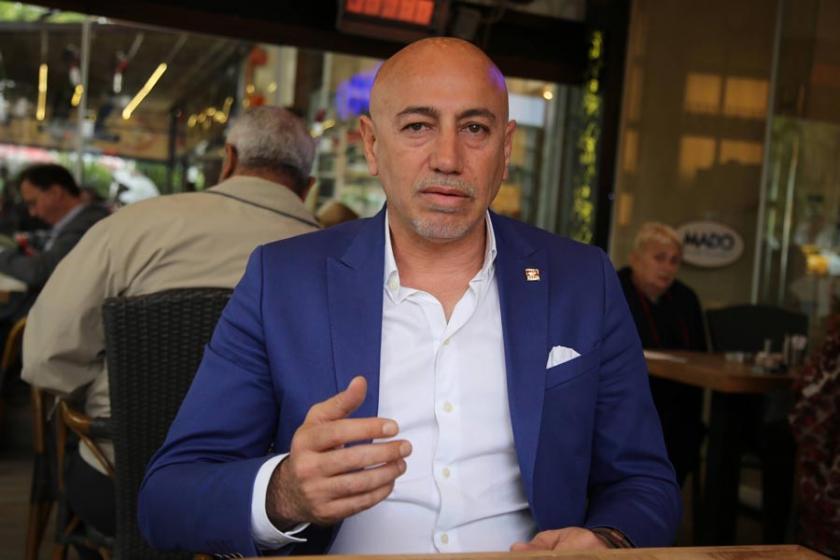 CHP'den, Erdal Aksünger'e 'PYD' incelemesi