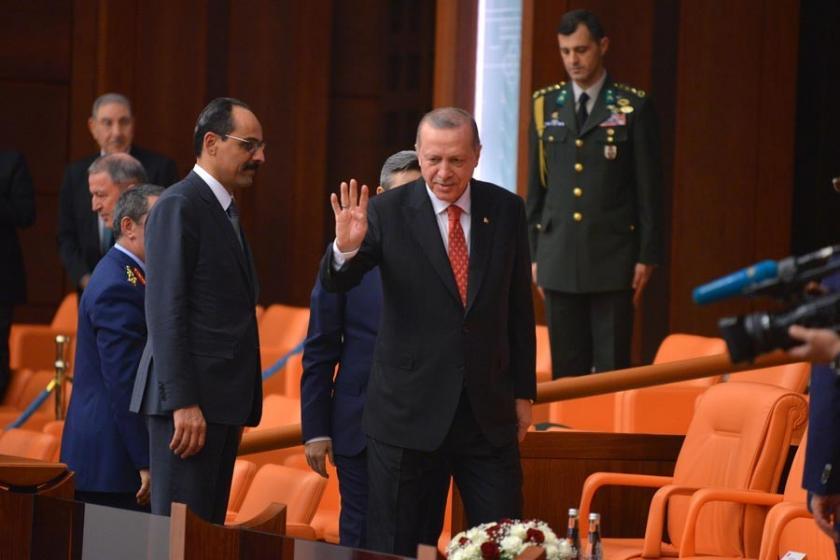 Erdoğan'a belediyeler için de sınırsız yetki verilmek isteniyor