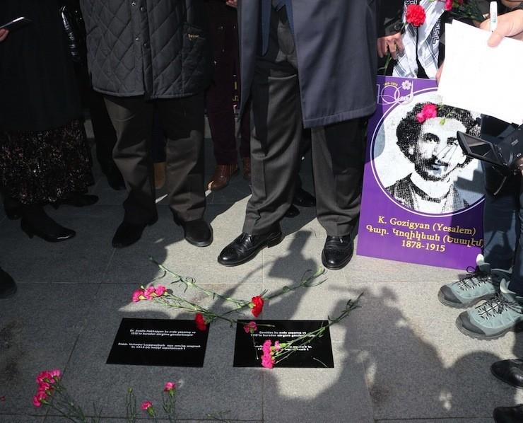 Ermeni Soykırımı'nda yaşamını yitirenler İstanbul'da anılıyor