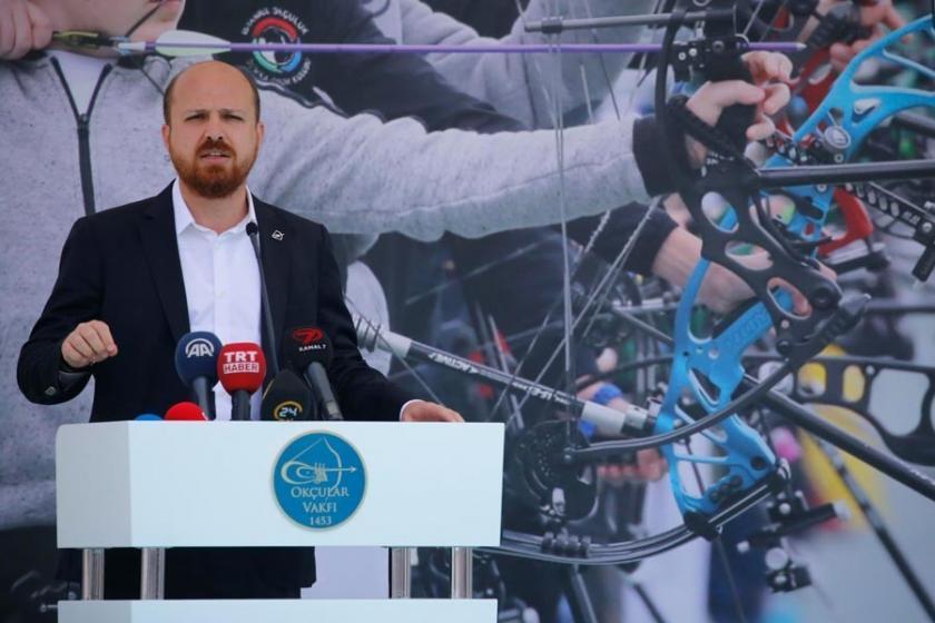 Bilal Erdoğan: Devletin herhangi bir vakfın kasasına para aktarması imkansızdır