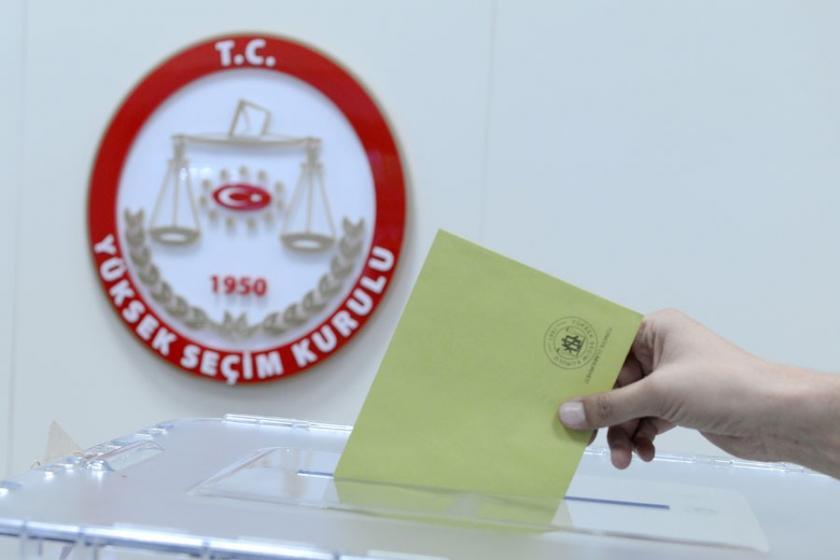 Yerel seçim tarihi 31 Mart olarak kesinleşti