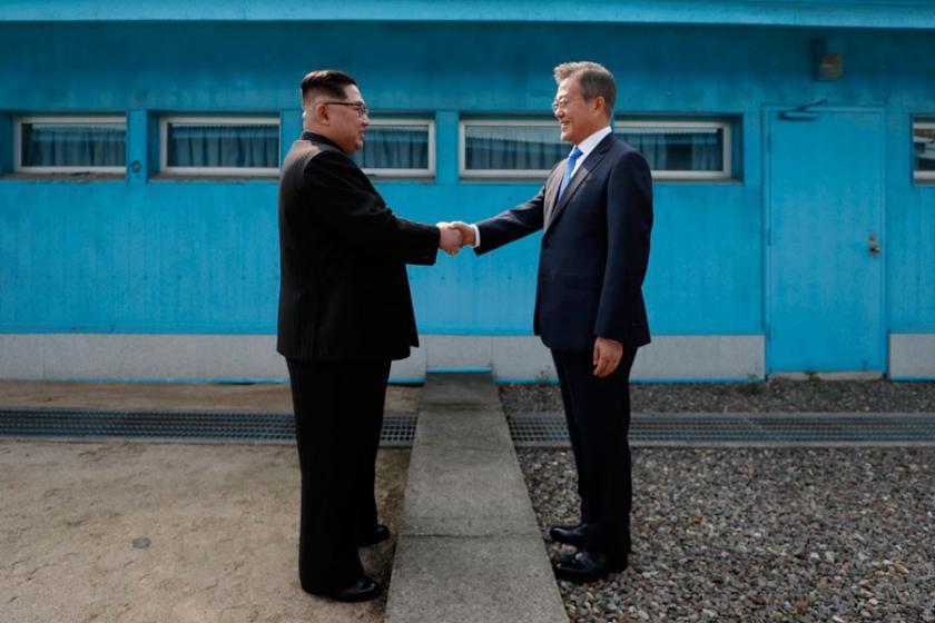 Koreler arası tampon bölge silahlardan arındırılacak