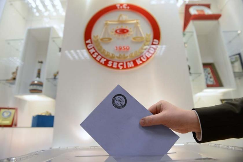 Tutuklu ve taksirli suçtan hükümlülerin oy kullanmasına engel