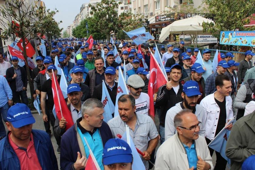 Türk-İş Kocaeli Temsilciliği 1 Mayıs'ta İzmit'te olacaklarını açıkladı