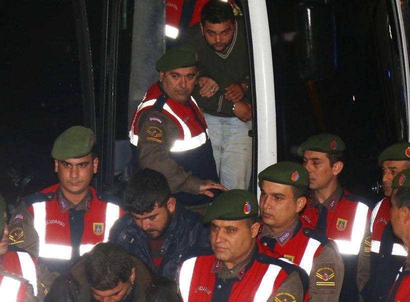 Özgecan Aslan'ın cinayet zanlıları tutuklandı