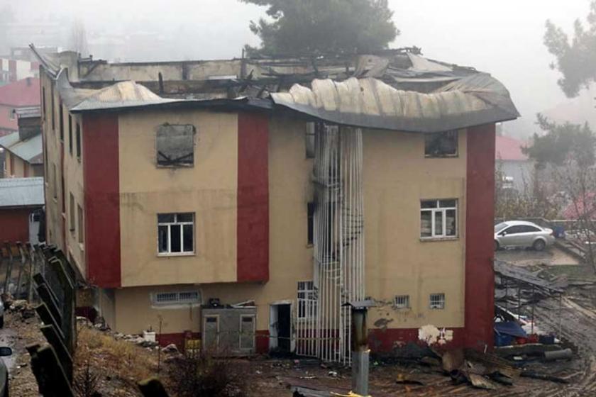 Aladağ yangınında ölenlerin aileleri Meclise gelerek adalet istedi