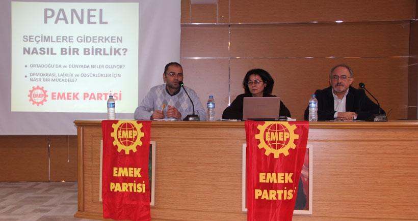 'HDP'nin barajı geçmesi lazım'
