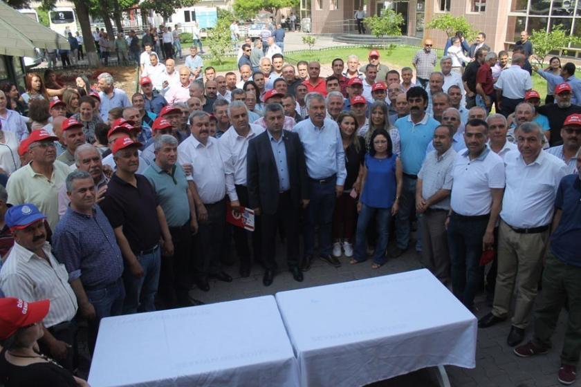 Seyhan Belediyesi'nde TİS imzalandı