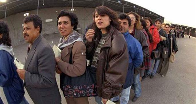 Genç işsizlik oranı yüzde 20'ye dayandı