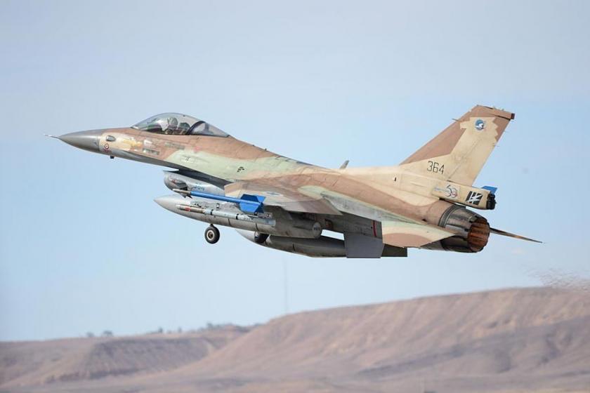 İsrail'den Suriye'ye hava saldırısı: '3 askeri hedef vuruldu'