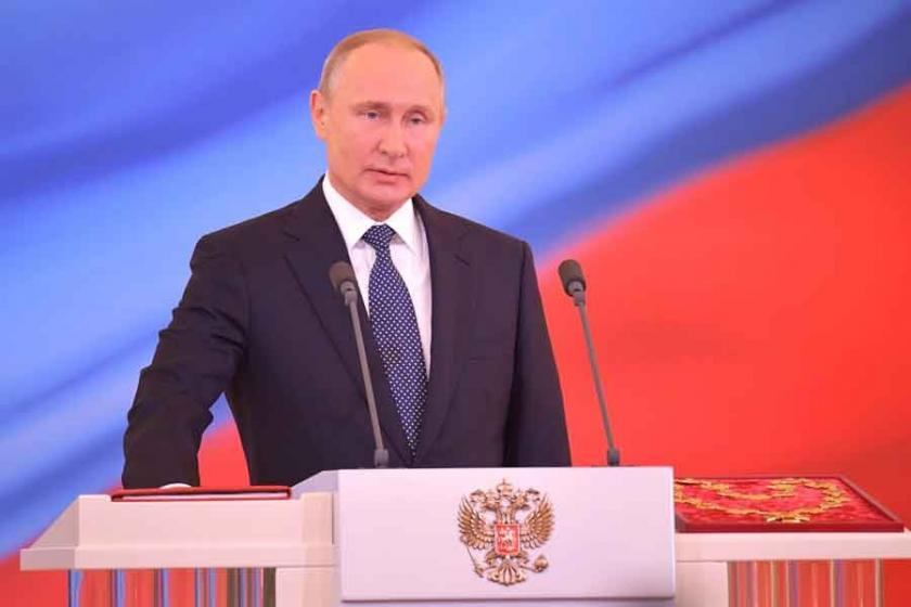 Vladimir Putin: İdlib'deki eylemler endişe verici