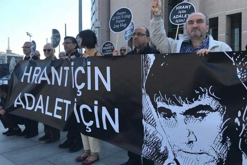 Hrant Dink davasında savcı 7 kişiye ceza istedi