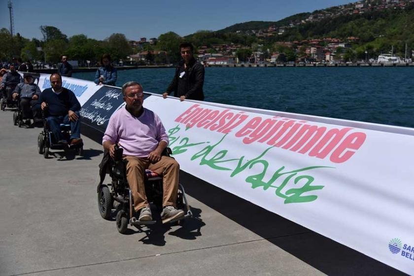 Türkiye Sakatlar Derneği: 'Eşit bir hayat istiyoruz'