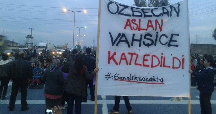 Özgecan'ın üniversitesinin yer aldığı mahalle ayağa kalktı