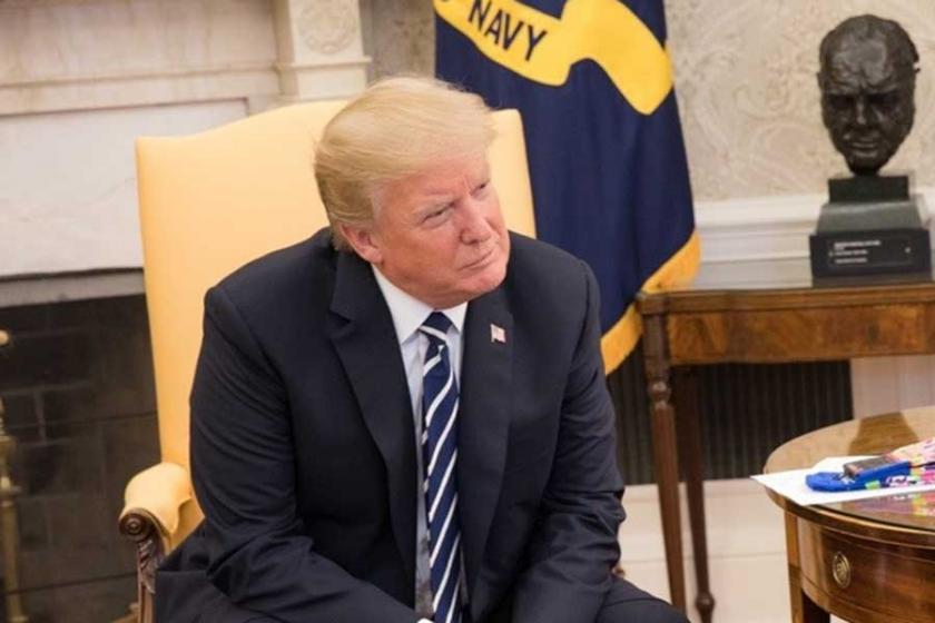 Trump'tan Gazeteci Kaçıkçı açıklaması: Ağır cezalar uygularız