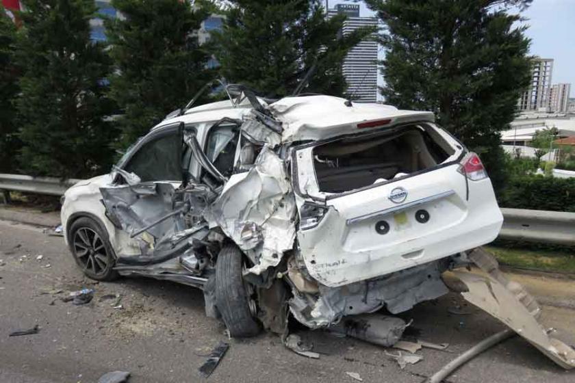 İstanbul'da 'Hafriyat kamyonu terörü' sürüyor