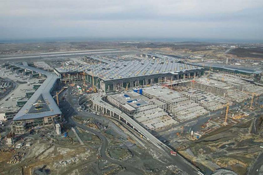 Cengiz, Mapa, Limak, Kolin ve Kalyon'a 3. Havalimanı onayı