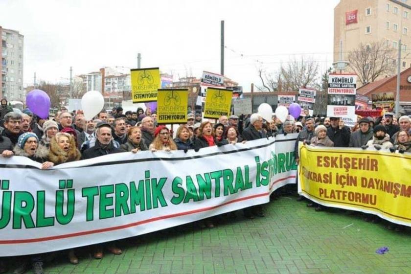 Eskişehir Alpu Ovası termik santral projesinin ihalesi iptal edildi