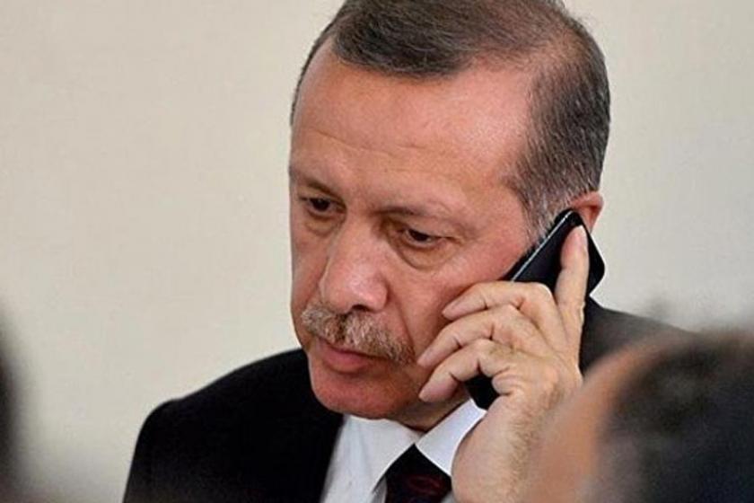 Tayyip Erdoğan, Boris Johnson ile telefonda görüştü