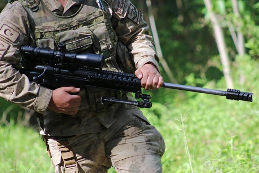 Giresun'daki çatışmada 1 asker yaşamını yitirdi