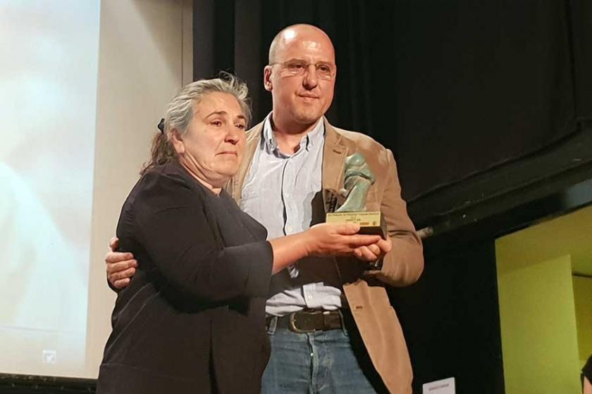 4'üncü Ali İsmail Korkmaz Yaşam Ödül Töreni gerçekleşti