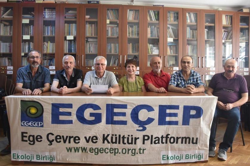 EGEÇEP: Madencilere sesleniyoruz, ormanlardan elinizi çekin
