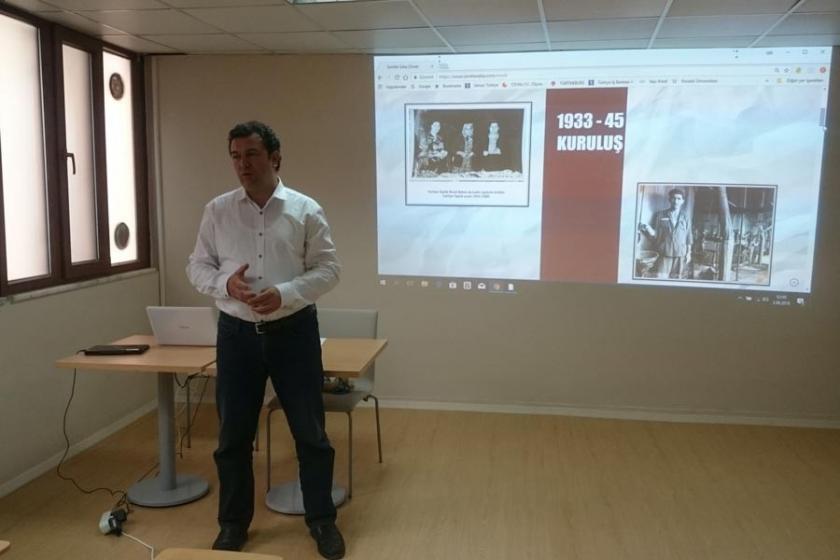 KODA, 'İzmit SEKA'nın Dönüşümü' projesini anlattı